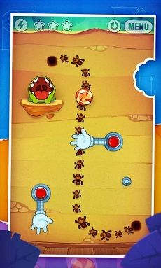 Cut the Rope: Experiments HD v1.7.3