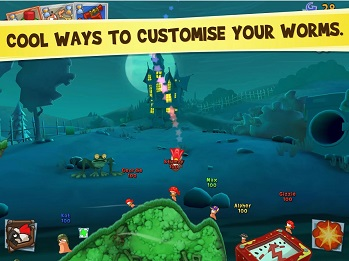 Worms 3 v2.04