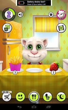 Скачать игры говорящий кот том будет много денег бесплатно