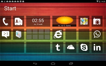 Windows 8 Launcher v3.7.1
