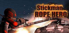 Stickman Rope Hero